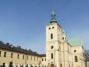 Sanktuarium Matki Bożej Rzeszowskiej Klasztor O. Bernardynów